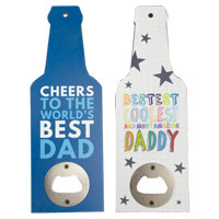 Fathers Day Bottle Opener