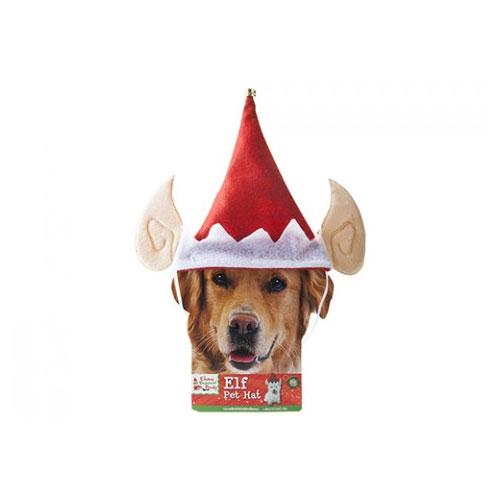 Christmas Santa Elf Pet Hat