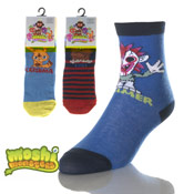 Moshi Monster Socks Boys