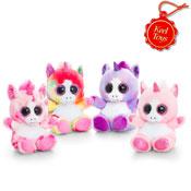 Animotsu Unicorn Assorted Soft Toy