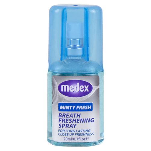 Mint Breath Freshening Spray