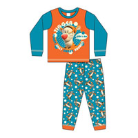 Baby Boys Official Tigger Pyjamas
