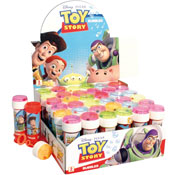 Toy Story Novelty Soap Bubbles