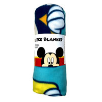 Official Disney Mickey Mouse Play Fleece Blanket