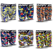 Mens Novelty Cartoon Trunks