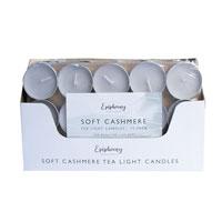 Soft Cashmere Scented Tea Lights 15 Pack