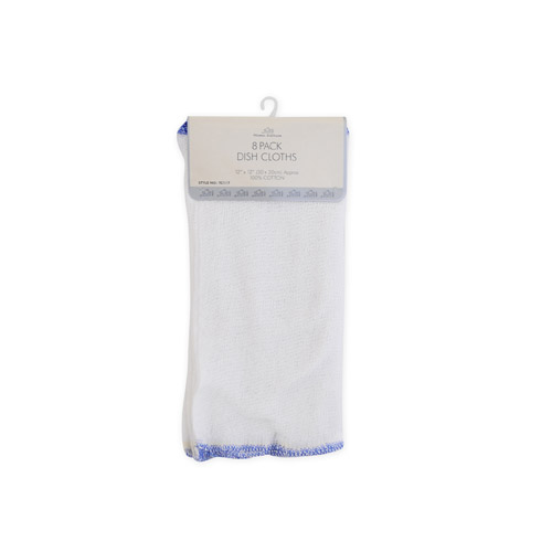 Dishcloth 8 Roll Pack