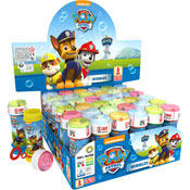 Paw Patrol Boys Novelty Soap Bubbles