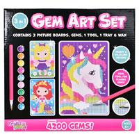 Gem Art Sets