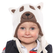 Baby Soft Novelty Hats