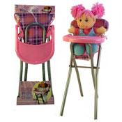 Dolls Highchair Accessory