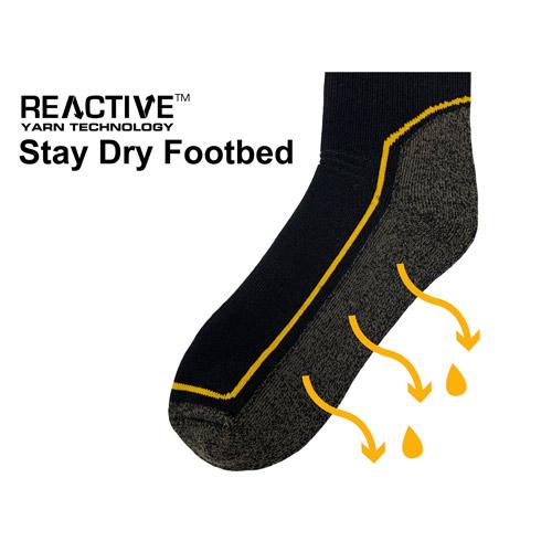 JCB 1 Pair Mens Pro Tech Welly Sock 6-8.5