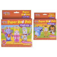 Paper Roll Pals Craft Kit