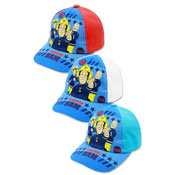 Official Baby Fireman Sam Design Baseball Cap