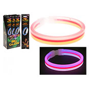 Neon Multicoloured Glow In The Dark Bracelet
