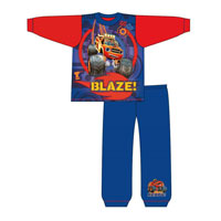 Official Boys Toddler Blaze Pyjamas