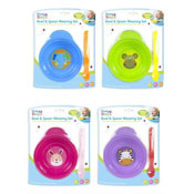 First Steps Bowl & Spoon Weaning Set