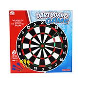 Dartboard Set With Metal Tip Darts