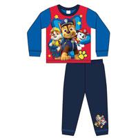 Official Toddler Boys Paw Patrol Team Paw Pyjamas