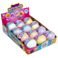 Scented Bath Bombs in Display Box