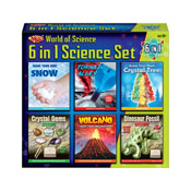 6 In 1 Science Play Set
