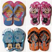 Kids Disney Flip Flops