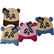 Childrens Animal Beanie Hats