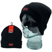 Thermo Max Ribbed Hat With Lining