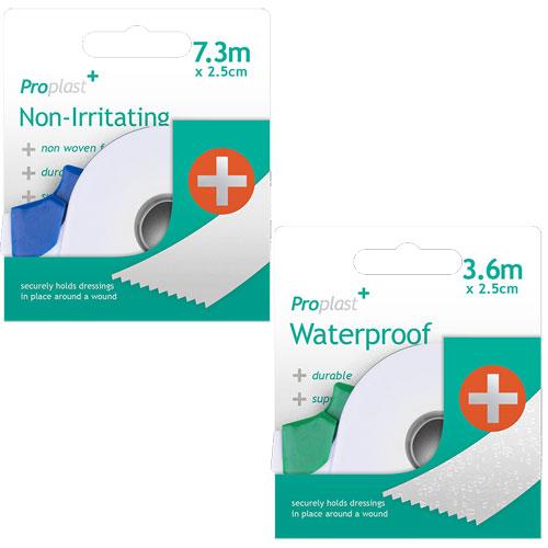 Proplast Medical Tape with Dispenser