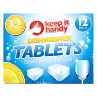 Dishwasher Tablets 12 Pack