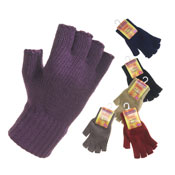 Ladies Handy Gloves Fingerless
