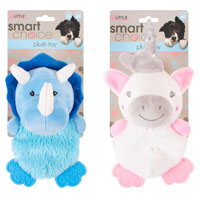 Small Dog And Puppy Plush Toy