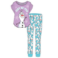 Ladies Official Olaf Pyjamas