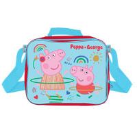 Official Peppa & George Pig Lunchbag