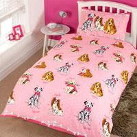 Childrens Fun Filled Bedding - Doggies