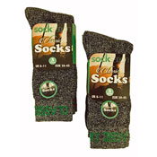 Socksation Mens Classic Socks Melange Carton Price