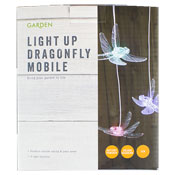 Solar Powered Colour Changing Dragon Fly