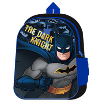 Official Batman The Dark Knight Character Backpack