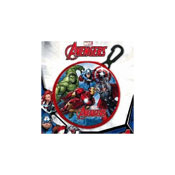 Official Marvel Avengers Round Zipped Coin Purse
