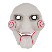 Halloween Jigsaw Face Mask Adult