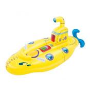 """Inflatable Yellow Submarine Rider 65"""""""