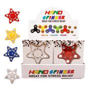Finger Spinners Star Shape