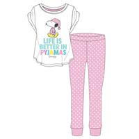Ladies Official Snoopy Life Pyjamas