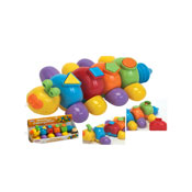 Chrissie The Caterpillar Shape Sorter