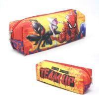 Official Rectangular Pencil Case Spiderman