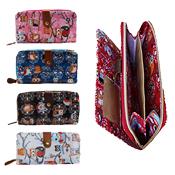 Ladies Owl Purse/Wallet Large