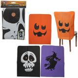 Printed Halloween Chair Covers