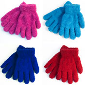 Childrens Thermal Soft Magic Gloves