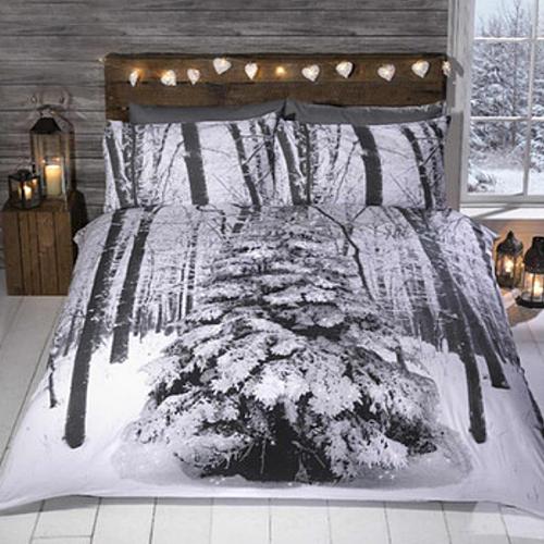 Winter Sparkle Duvet Set