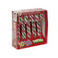 Christmas Elf's Candy Canes 10 Pack